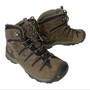Keen Men's Vibram Sole Hiking Boots 10.5